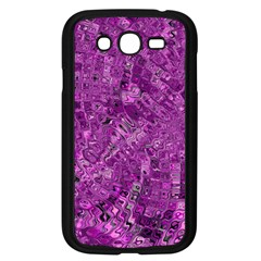 Melting Swirl B Samsung Galaxy Grand Duos I9082 Case (black) by MoreColorsinLife