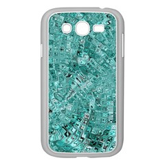 Melting Swirl D Samsung Galaxy Grand Duos I9082 Case (white) by MoreColorsinLife