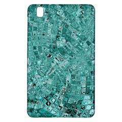 Melting Swirl D Samsung Galaxy Tab Pro 8 4 Hardshell Case by MoreColorsinLife