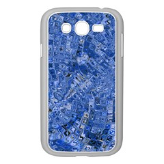 Melting Swirl C Samsung Galaxy Grand Duos I9082 Case (white) by MoreColorsinLife