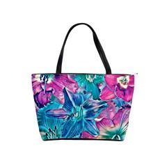 Wonderful Floral 22b Shoulder Handbags by MoreColorsinLife