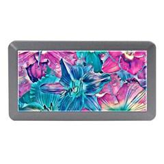 Wonderful Floral 22b Memory Card Reader (mini) by MoreColorsinLife
