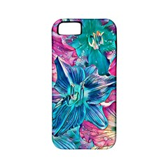 Wonderful Floral 22b Apple Iphone 5 Classic Hardshell Case (pc+silicone) by MoreColorsinLife