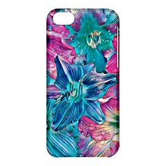 Wonderful Floral 22b Apple Iphone 5c Hardshell Case by MoreColorsinLife