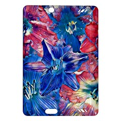 Wonderful Floral 22c Amazon Kindle Fire Hd (2013) Hardshell Case by MoreColorsinLife