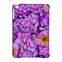 Wonderful Floral 24 Apple Ipad Mini Hardshell Case (compatible With Smart Cover) by MoreColorsinLife