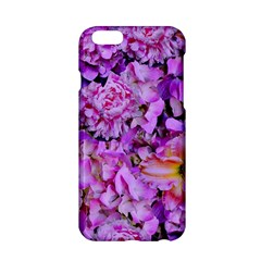Wonderful Floral 24 Apple Iphone 6/6s Hardshell Case by MoreColorsinLife
