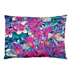 Wonderful Floral 25a Pillow Case by MoreColorsinLife