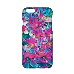Wonderful Floral 25a Apple Iphone 6/6s Hardshell Case by MoreColorsinLife