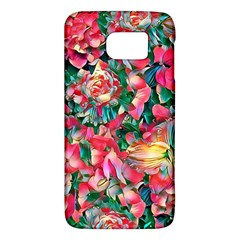Wonderful Floral 24b Galaxy S6 by MoreColorsinLife