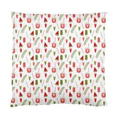 Watermelon Fruit Paterns Standard Cushion Case (two Sides) by TastefulDesigns