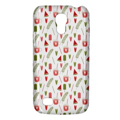 Watermelon Fruit Paterns Galaxy S4 Mini by TastefulDesigns
