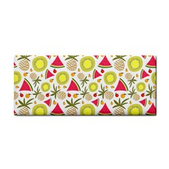 Summer Fruits Pattern Cosmetic Storage Cases by TastefulDesigns
