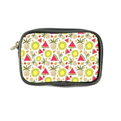 Summer Fruits Pattern Coin Purse by TastefulDesigns