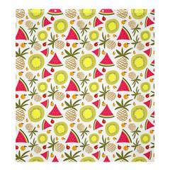Summer Fruits Pattern Shower Curtain 66  X 72  (large)  by TastefulDesigns