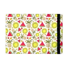Summer Fruits Pattern Ipad Mini 2 Flip Cases by TastefulDesigns