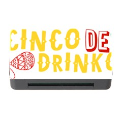 Cinco De Drinko Memory Card Reader With Cf by CraftyLittleNodes