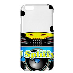 Dj Logo Transparent Apple Iphone 6 Plus/6s Plus Hardshell Case by Acid909
