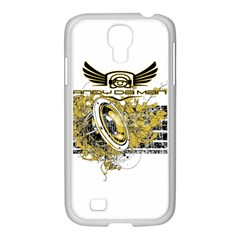 Andy Da Man Samsung Galaxy S4 I9500/ I9505 Case (white) by Acid909
