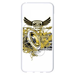 Andy Da Man Samsung Galaxy S8 Plus White Seamless Case by Acid909