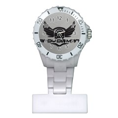 Andy Da Man 3d Grey Plastic Nurses Watch by Acid909