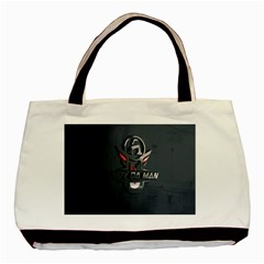 Andy Da Man 3d Dark Basic Tote Bag by Acid909