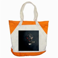 Andy Da Man 3d Dark Accent Tote Bag by Acid909