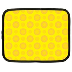 Cheese Background Netbook Case (xl)  by berwies
