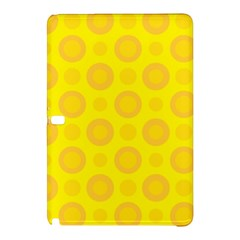 Cheese Background Samsung Galaxy Tab Pro 10 1 Hardshell Case by berwies