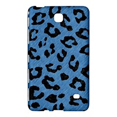 Skin1 Black Marble & Blue Colored Pencil Samsung Galaxy Tab 4 (8 ) Hardshell Case  by trendistuff