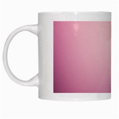 Background Blurry Template Pattern White Mugs by Nexatart