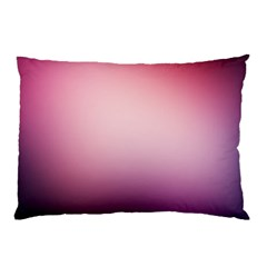 Background Blurry Template Pattern Pillow Case