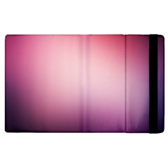 Background Blurry Template Pattern Apple Ipad 2 Flip Case