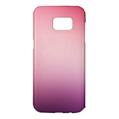Background Blurry Template Pattern Samsung Galaxy S7 Edge Hardshell Case by Nexatart