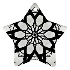 Pattern Abstract Fractal Ornament (star)