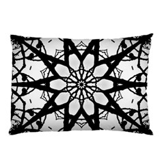 Pattern Abstract Fractal Pillow Case (two Sides)