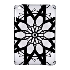 Pattern Abstract Fractal Apple Ipad Mini Hardshell Case (compatible With Smart Cover) by Nexatart