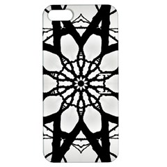 Pattern Abstract Fractal Apple Iphone 5 Hardshell Case With Stand