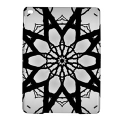 Pattern Abstract Fractal Ipad Air 2 Hardshell Cases by Nexatart