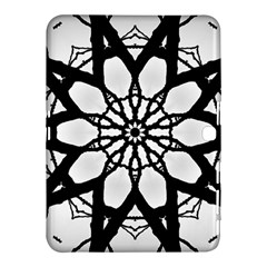 Pattern Abstract Fractal Samsung Galaxy Tab 4 (10 1 ) Hardshell Case