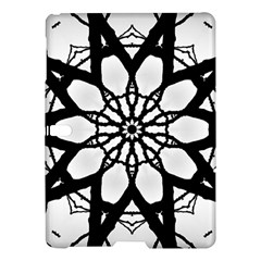Pattern Abstract Fractal Samsung Galaxy Tab S (10 5 ) Hardshell Case