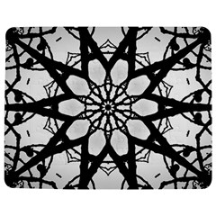 Pattern Abstract Fractal Jigsaw Puzzle Photo Stand (rectangular)