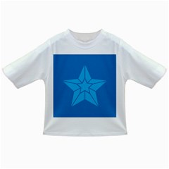 Star Design Pattern Texture Sign Infant/toddler T Shirts