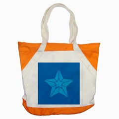 Star Design Pattern Texture Sign Accent Tote Bag by Nexatart