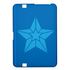 Star Design Pattern Texture Sign Kindle Fire Hd 8 9  by Nexatart