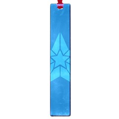 Star Design Pattern Texture Sign Large Book Marks