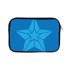 Star Design Pattern Texture Sign Apple Ipad Mini Zipper Cases by Nexatart