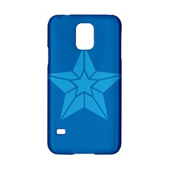Star Design Pattern Texture Sign Samsung Galaxy S5 Hardshell Case