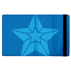 Star Design Pattern Texture Sign Apple Ipad Pro 9 7   Flip Case
