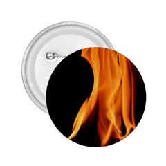 Fire Flame Pillar Of Fire Heat 2 25  Buttons by Nexatart